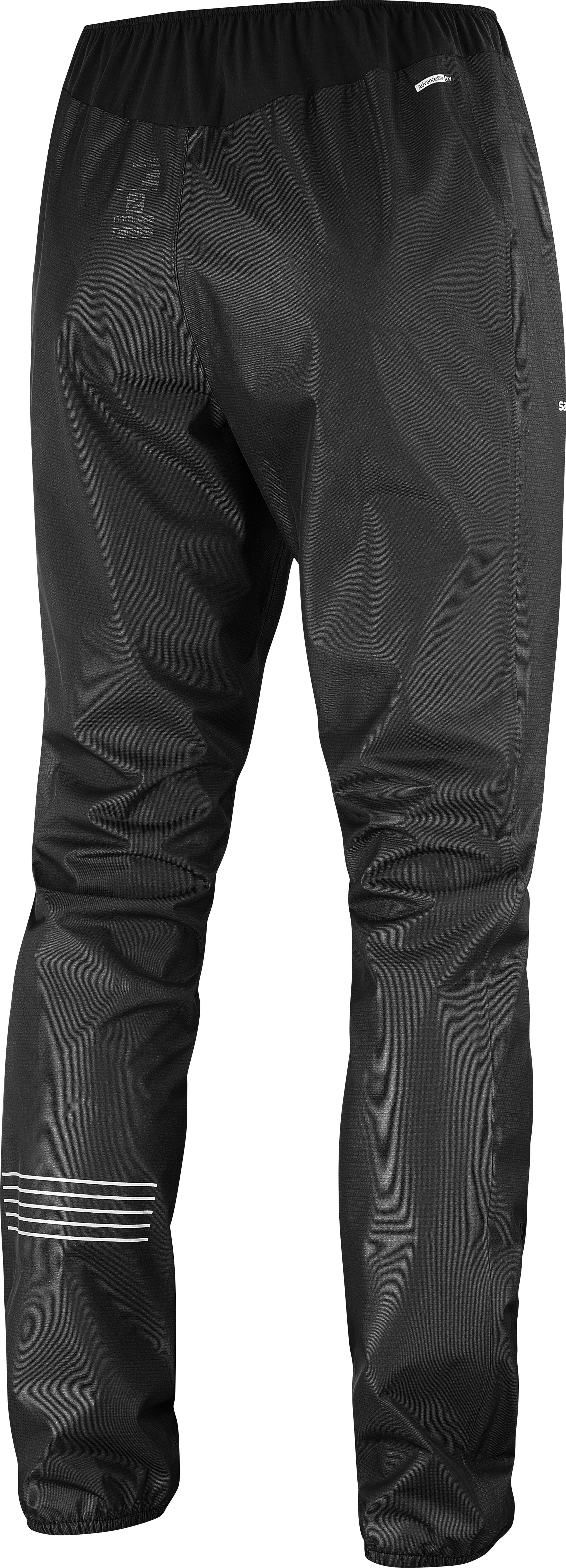 großer Rabatt klassischer Stil von 2019 diversifiziert in der Verpackung Salomon Bonatti Race WP Pants Men black